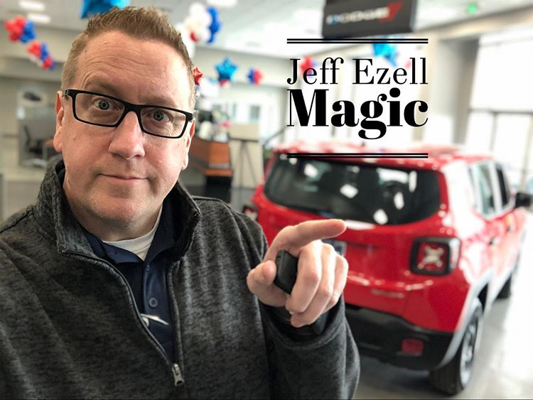 Jeff Ezell