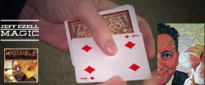 Jeff Ezell card tricks